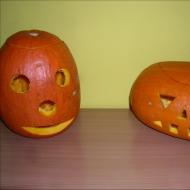 Projektové vyučování Halloween