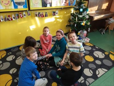 Fotogalerie Vánoční tvoření na 1. stupni, foto č. 56
