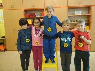 Superman školní družiny