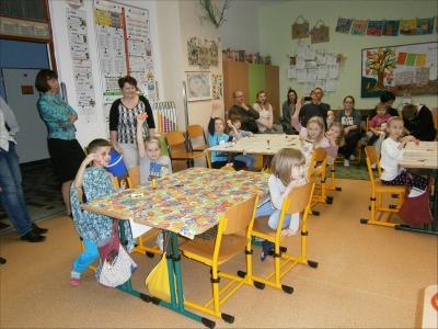 Fotogalerie Výtvarná hodina s předškolními dětmi 13. 2. 2020, foto č. 8