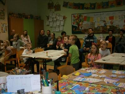 Fotogalerie Výtvarná hodina s předškolními dětmi 13. 2. 2020, foto č. 5