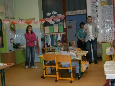 Fotogalerie Výtvarná hodina s předškolními dětmi 13. 2. 2020, foto č. 3