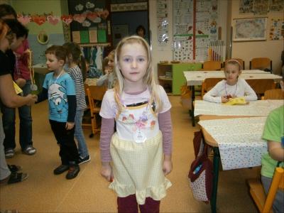 Výtvarná hodina s předškolními dětmi 13. 2. 2020