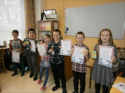 Fotogalerie Recitační soutěž – školní kolo (Dlouhá), foto č. 6