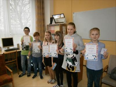 Recitační soutěž – školní kolo (Dlouhá)