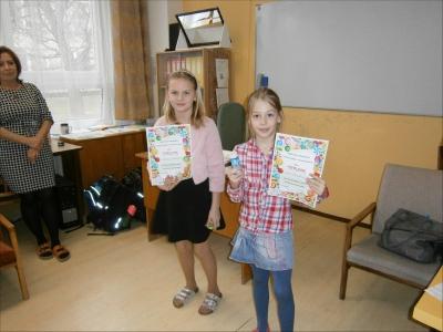 Fotogalerie Recitační soutěž – školní kolo (Dlouhá), foto č. 4